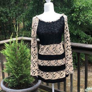 🖤Beautiful, A'Reve Lace Mini Dress